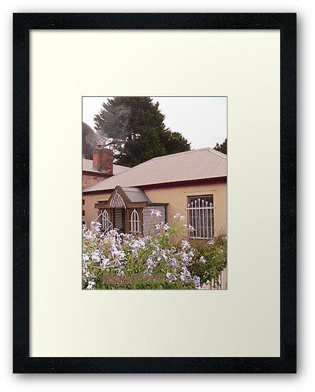 Blacksmith's Cottage - Bacchus Marsh by Anne van Alkemade