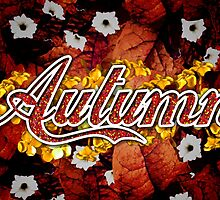 Autumn - 4 Seasons Print Range by timmycarruthers