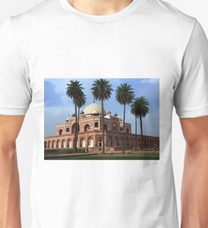 Humayun's Tomb India Unisex T-Shirt