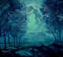 Landscape 5 by Nurhilal Harsa