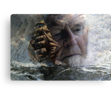 The Flying Dutchman. Canvas Print
