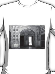 Imperial Enclosure Red Fort - New Delhi - India T-Shirt