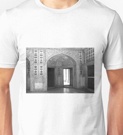 Imperial Enclosure Red Fort - New Delhi - India Unisex T-Shirt