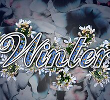 Winter - 4 Seasons Print Range by timmycarruthers