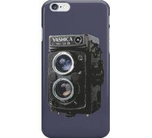 Yashica Mat-124G iPhone Case/Skin