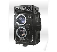 Yashica Mat-124G Poster
