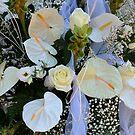 Wedding-bouquet by Arie Koene