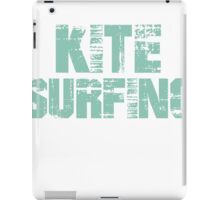 If You Don't Like Kite Surfing T-shirt iPad Case/Skin