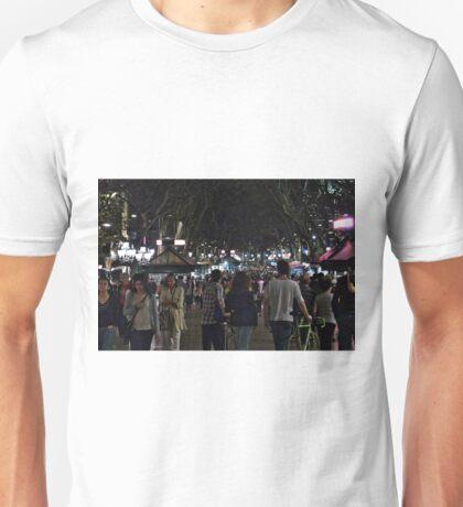 La Rambla Unisex T-Shirt