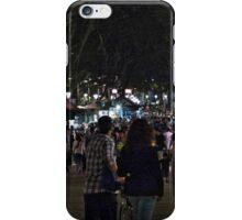 La Rambla iPhone Case/Skin