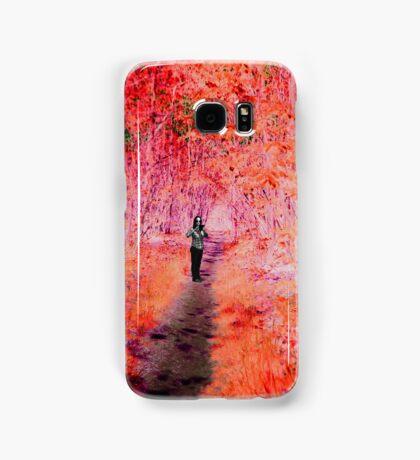 Tech Lens Samsung Galaxy Case/Skin