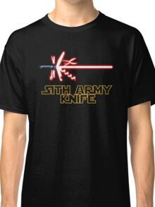 Sith Army Knife Classic T-Shirt