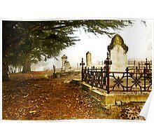 Graven Mist Poster
