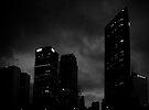 in the winter dark by Juilee  Pryor