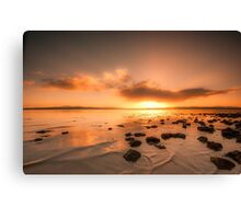 The Fire in our Hearts Canvas Print