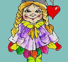 Fairy 1 by Renata Lombard