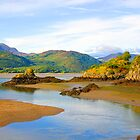Mawddache Estuary from Arthog 02 by nixa