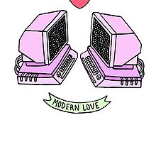 Modern Love by marianmachismo