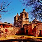 Mission Concepcion, San Antonio, Tx by MKWhite