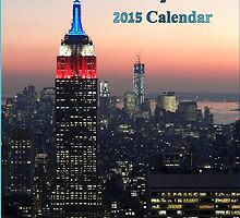 Toilets of New York - 2015 Calendar by newbs