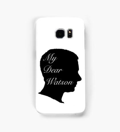 My Dear Watson Samsung Galaxy Case/Skin