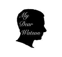 My Dear Watson by Irenuccia