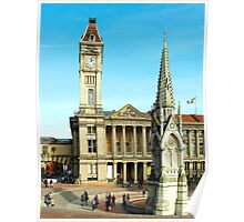 Birmingham Museum & Art Gallery Poster
