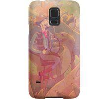 Raptor Cowboy Samsung Galaxy Case/Skin