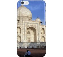 Taj Mahal Love iPhone Case/Skin