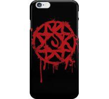 Blood Mark iPhone Case/Skin