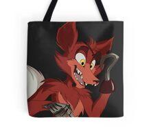 Foxy Tote Bag