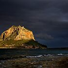 Natural spotlight on the Greek Gibraltar - Monemvasia by Hercules Milas