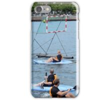 Water Basketball iPhone Case/Skin