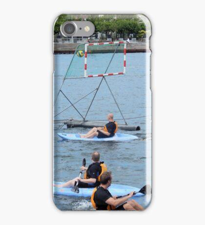 Water Basketball iPhone Case/Skin
