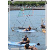 Water Basketball iPad Case/Skin