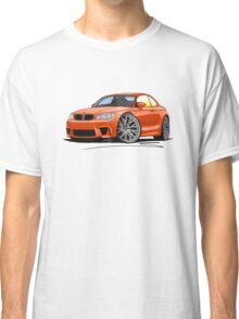 BMW 1M Coupe Orange (NoPlate) Classic T-Shirt