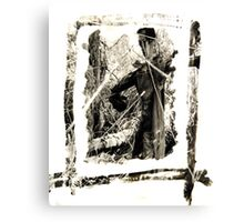 The Sacrifice for Show Canvas Print