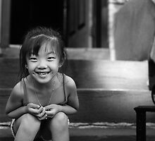 The smile by lightplay
