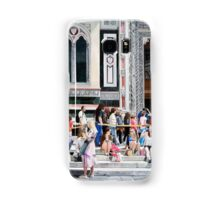 Entering the Duomo Samsung Galaxy Case/Skin