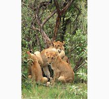 Masai Mara Lion Cubs Unisex T-Shirt