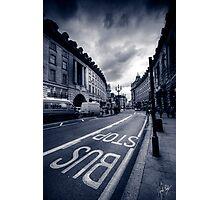 London Living Photographic Print