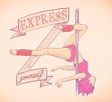 Express yourself by André Persechini