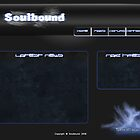 Soulbound website by Voodoogfx