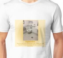 Toilets of New York 2015 September - Mystery Unisex T-Shirt