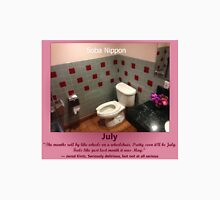 Toilets of New York 2015 July - Soba Nippon Unisex T-Shirt