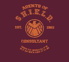 Agents of S.H.I.E.L.D. Consultant Unisex T-Shirt