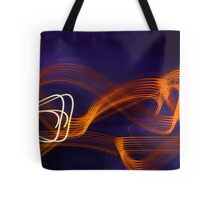 Midnight Rampage Tote Bag