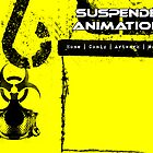 Suspended Animations Website by Voodoogfx