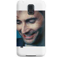 smiling tennant ヾ(。◕ฺ∀◕ฺ)ノ Samsung Galaxy Case/Skin