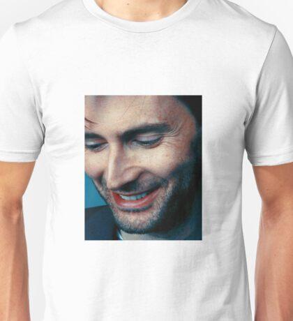 smiling tennant ヾ(。◕ฺ∀◕ฺ)ノ Unisex T-Shirt